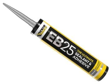 EB25 Hybrid Sealant Adhesive Anthracite 300ml